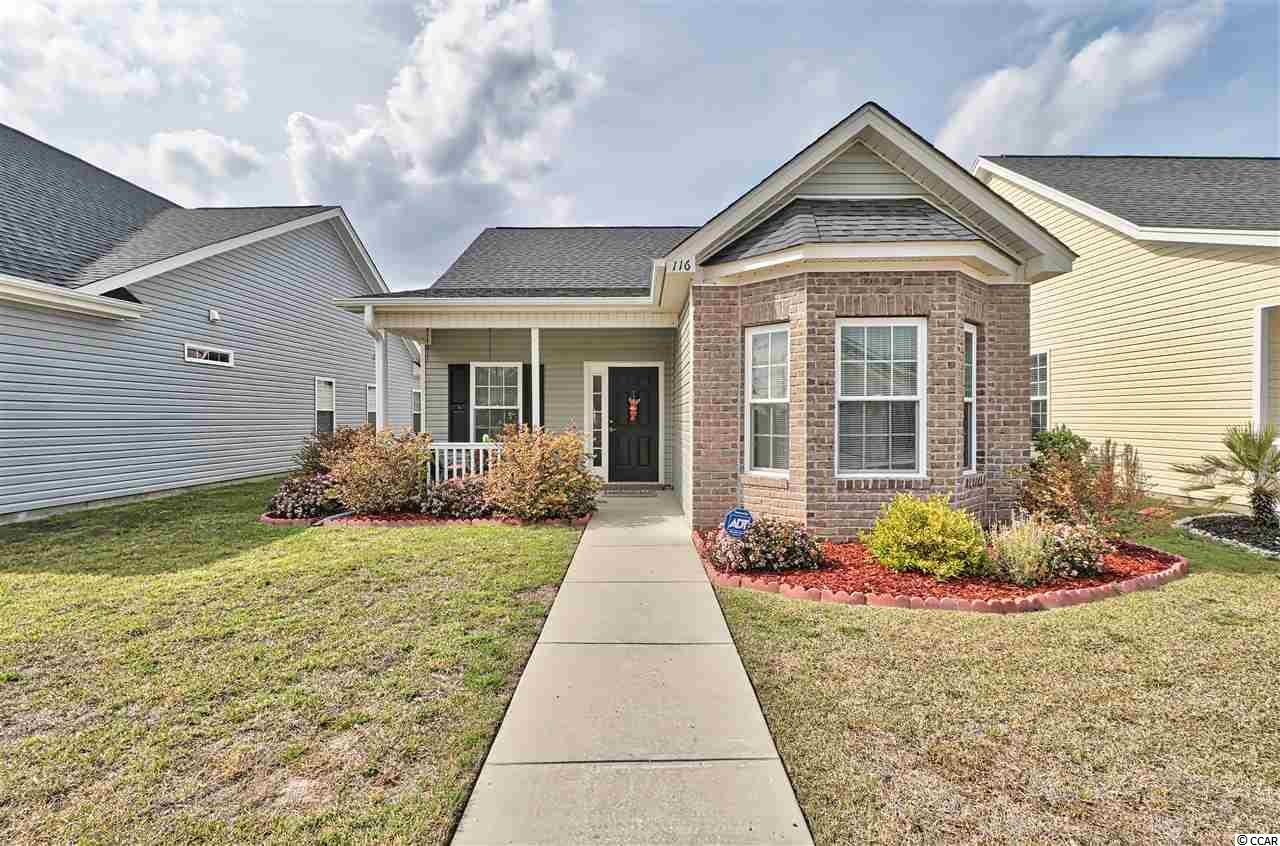 Detached MLS:1806888   116 Tradd Street Myrtle Beach SC