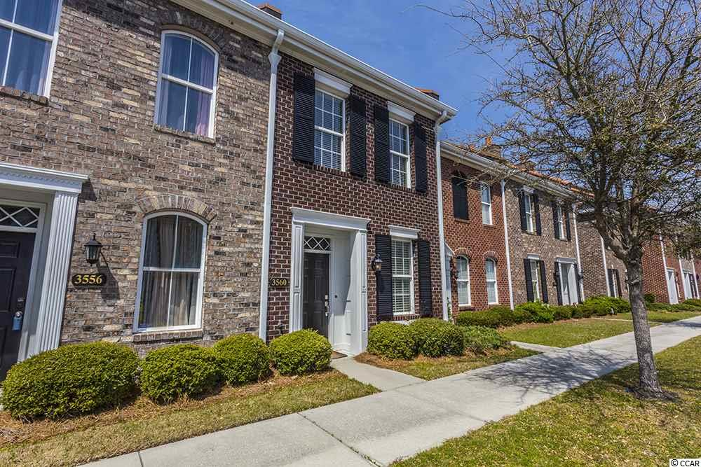 Townhouse MLS:1806909 St. James Square - Myrtle Beach  3560 Alexandria Ave. Myrtle Beach SC