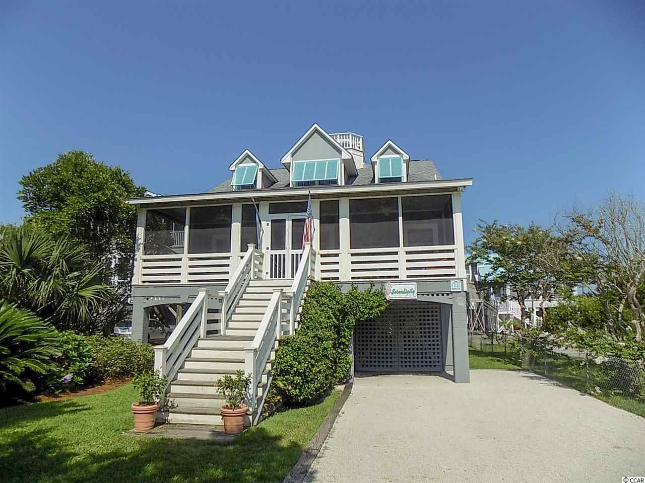 Detached MLS:1806984   123 Atlantic Ave. Pawleys Island SC