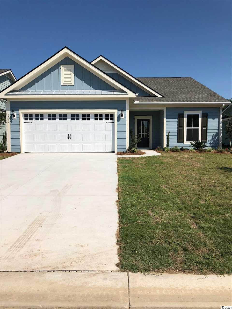 Detached MLS:1807006   2386 Tidewatch Way North Myrtle Beach SC