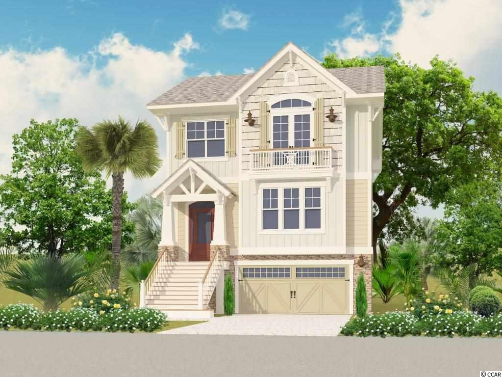Detached MLS:1807007   5222 Ocean Village Dr. Myrtle Beach SC