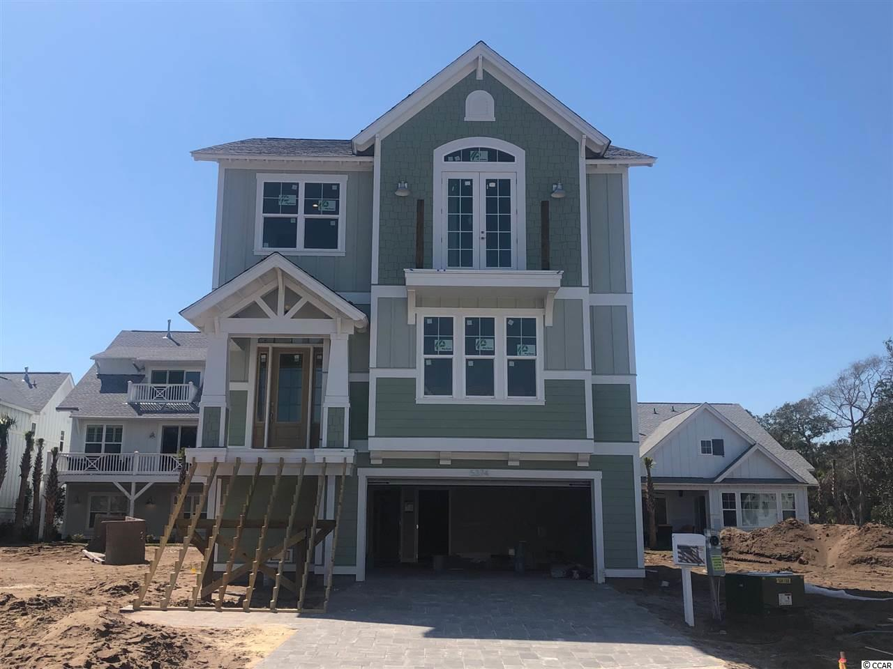 Detached MLS:1807017   5374 Ocean Village Dr. Myrtle Beach SC