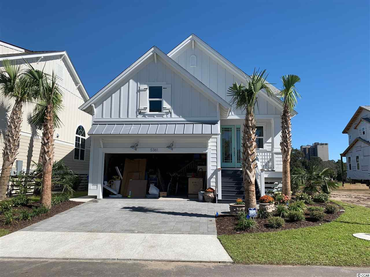 Detached MLS:1807036   5361 Ocean Village Dr. Myrtle Beach SC