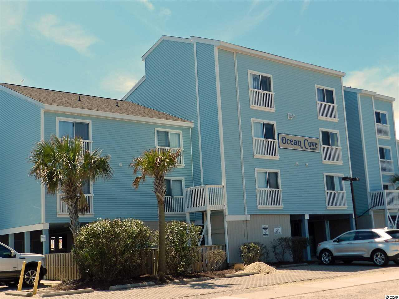 Ocean Front,Ocean View Condo in OCEAN COVE   NC : Ocean Isle Beach South Carolina