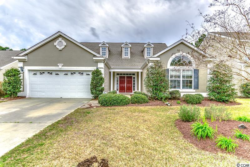 Detached MLS:1807051   3404 Picket Fence Lane Myrtle Beach SC