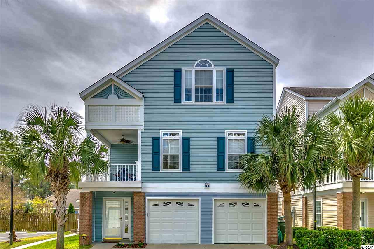 Detached MLS:1807084   11 Palmas Drive Surfside Beach SC