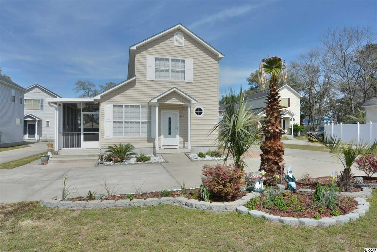 Townhouse MLS:1807142 Just In View  412 1st Ave S Myrtle Beach SC