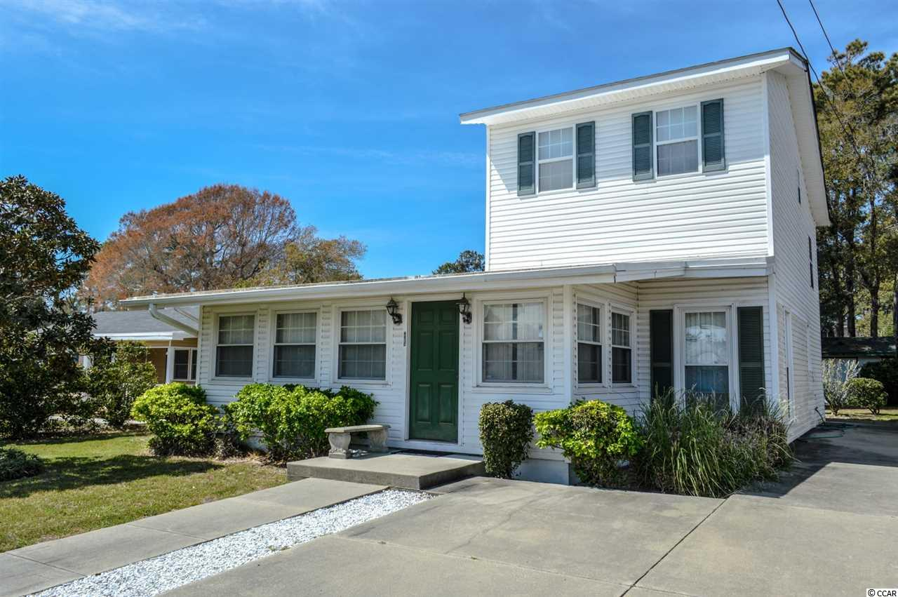Detached MLS:1807150   2306 Holly Drive North Myrtle Beach SC