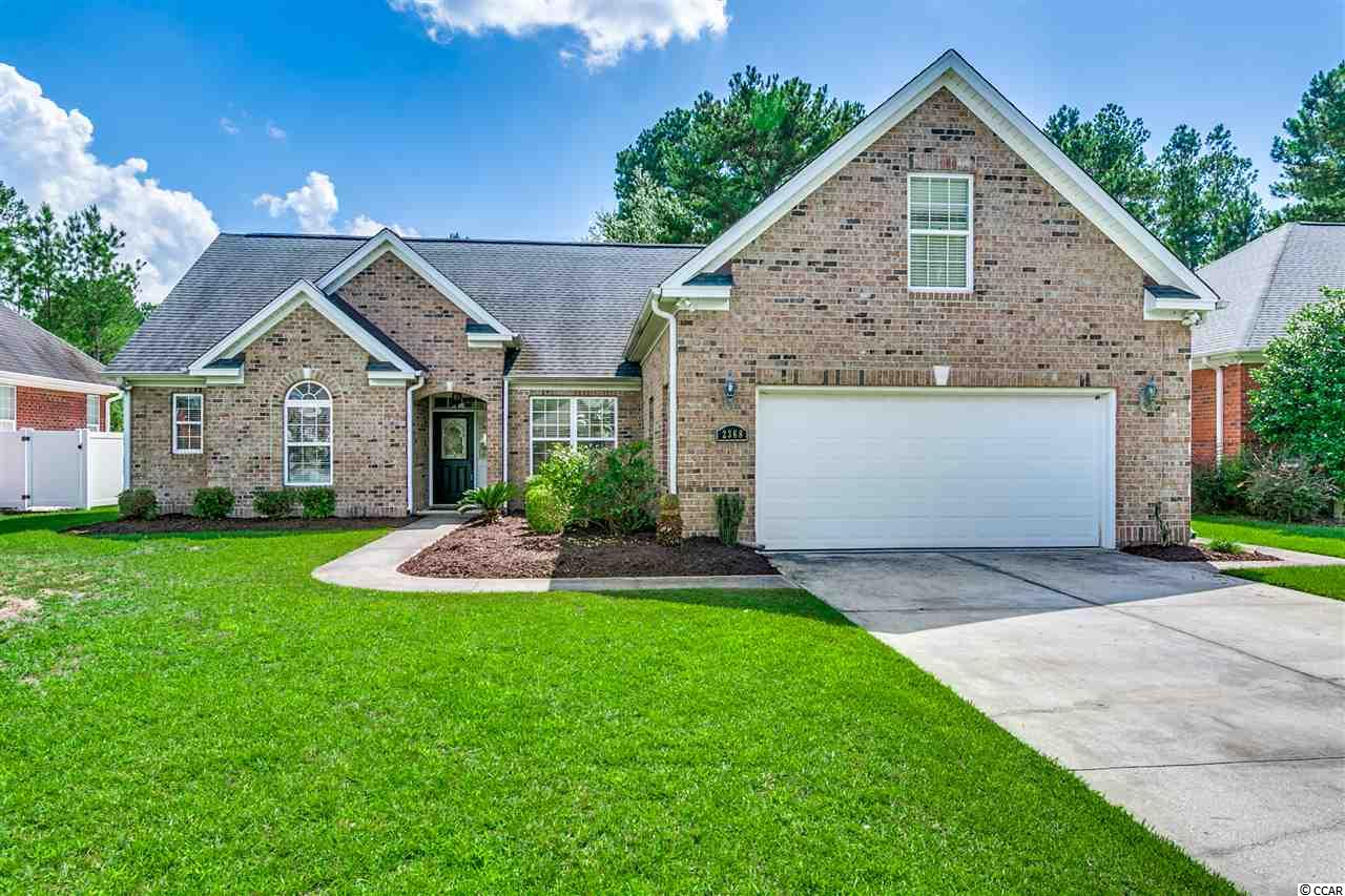 Detached MLS:1807179   2368 Covington Dr. Myrtle Beach SC