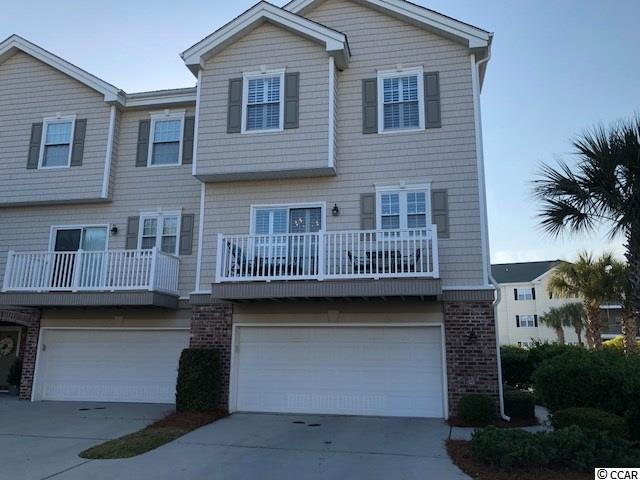 Townhouse MLS:1807199 OCEAN KEYES  601 Hillside Dr. N North Myrtle Beach SC