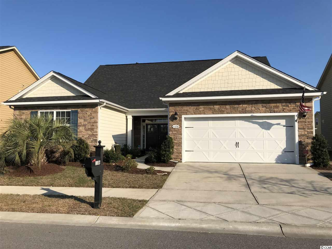 Detached MLS:1807202   1186 Shire Way Myrtle Beach SC
