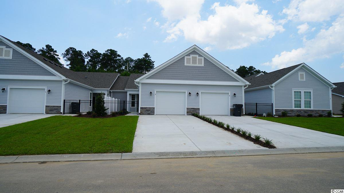 Condo MLS:1807204 Bella Vita Garden Homes  773 Salerno Circle, Unit D Myrtle Beach SC