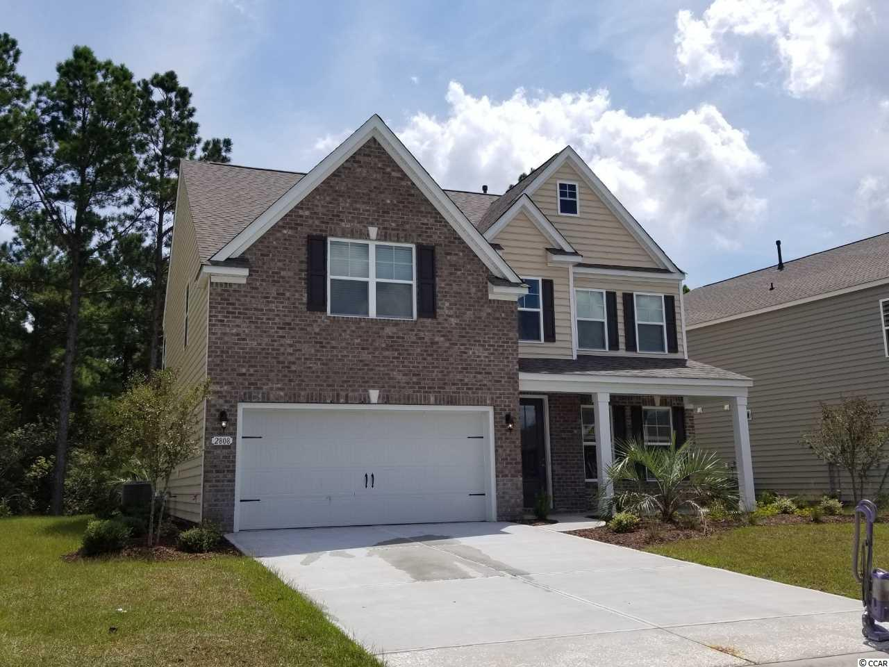 Detached MLS:1807222   2808 Scarecrow Way Myrtle Beach SC