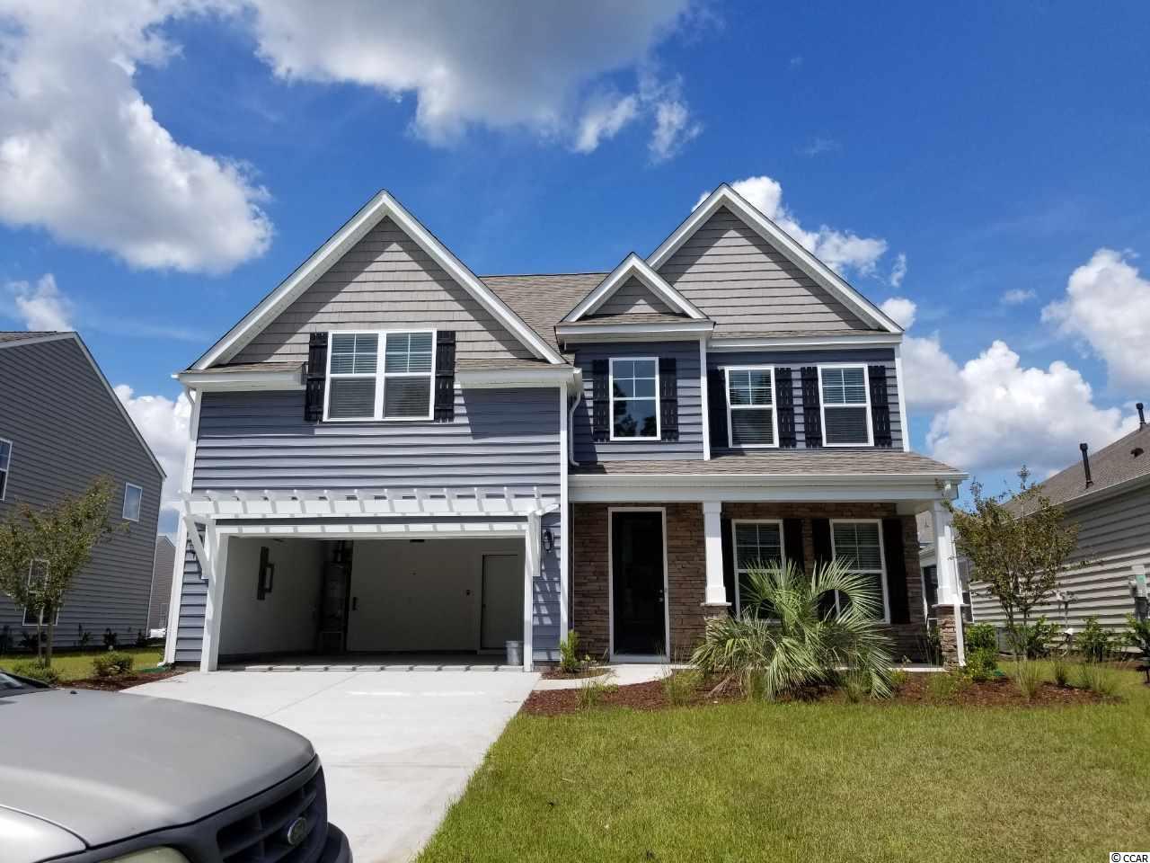 Detached MLS:1807224   2813 Scarecrow Way Myrtle Beach SC