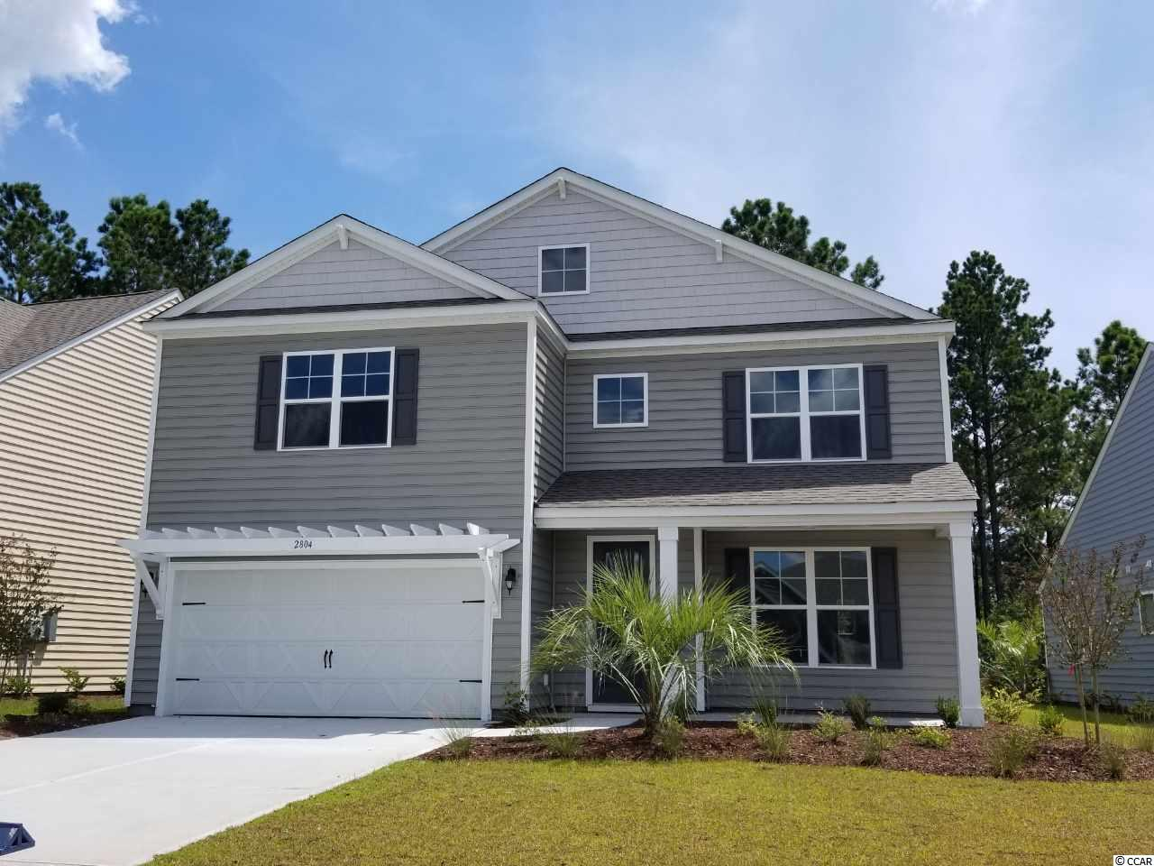 Detached MLS:1807234   2804 Scarecrow Way Myrtle Beach SC
