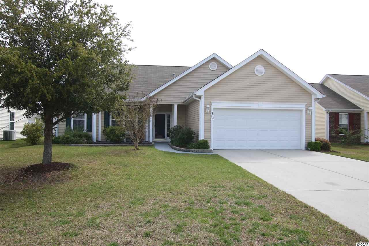Detached MLS:1807262   705 Indian Wood Lane Myrtle Beach SC