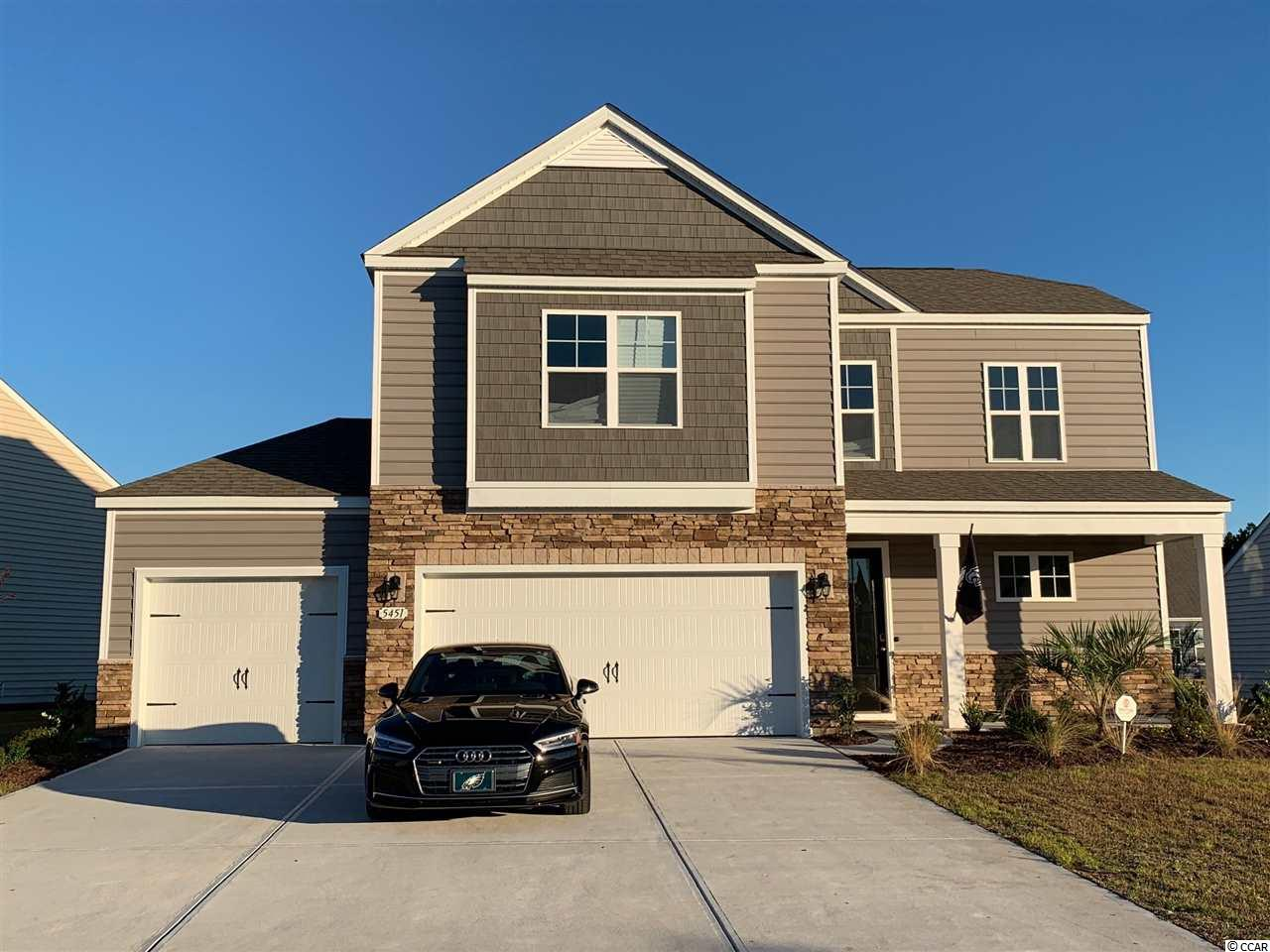 Detached MLS:1807266   5451 Sunset Lake Ln. Myrtle Beach SC
