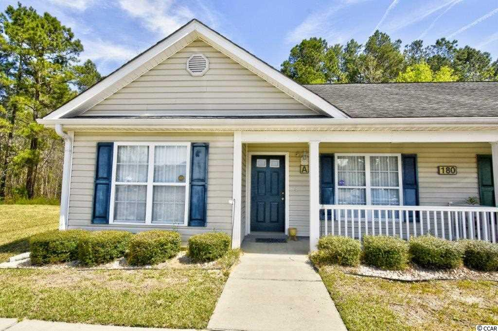 1/2 Duplex MLS:1807314 Country Manor E  180 Country Manor Dr. Conway SC