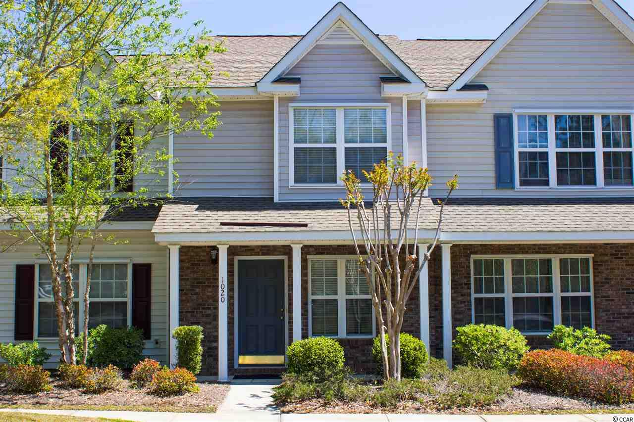 Townhouse MLS:1807331 PARKVIEW SUBDIVISION - 17TH AVE.  1020 Portico Loop Myrtle Beach SC
