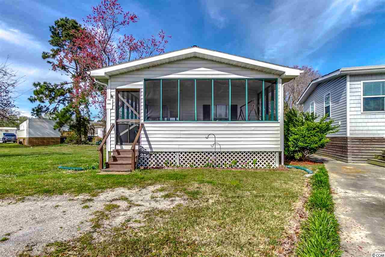Single Family Home for Sale at 256 Gull Circle 256 Gull Circle Surfside Beach, South Carolina 29575 United States