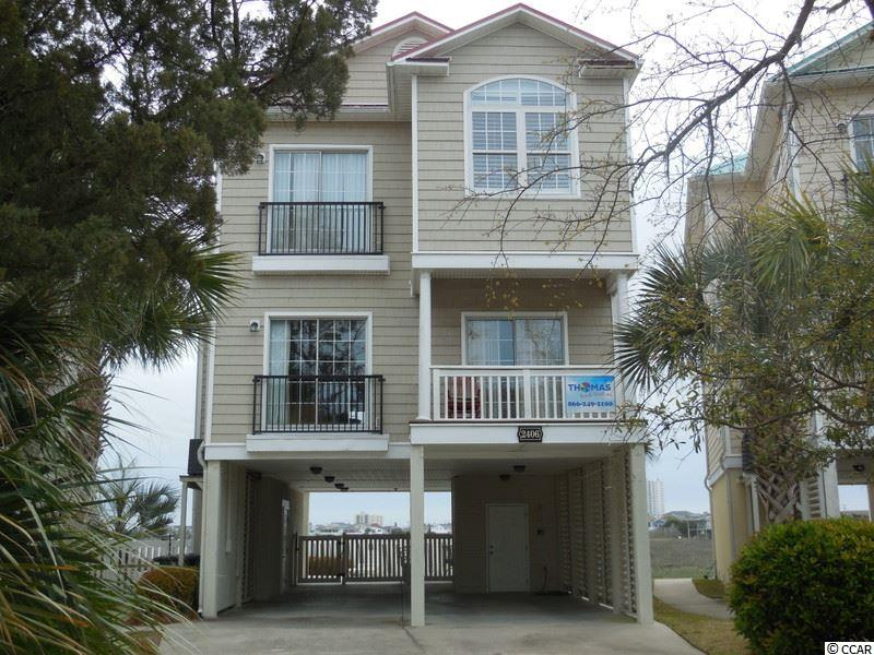 Detached MLS:1807423   2406 Point Marsh Lane North Myrtle Beach SC