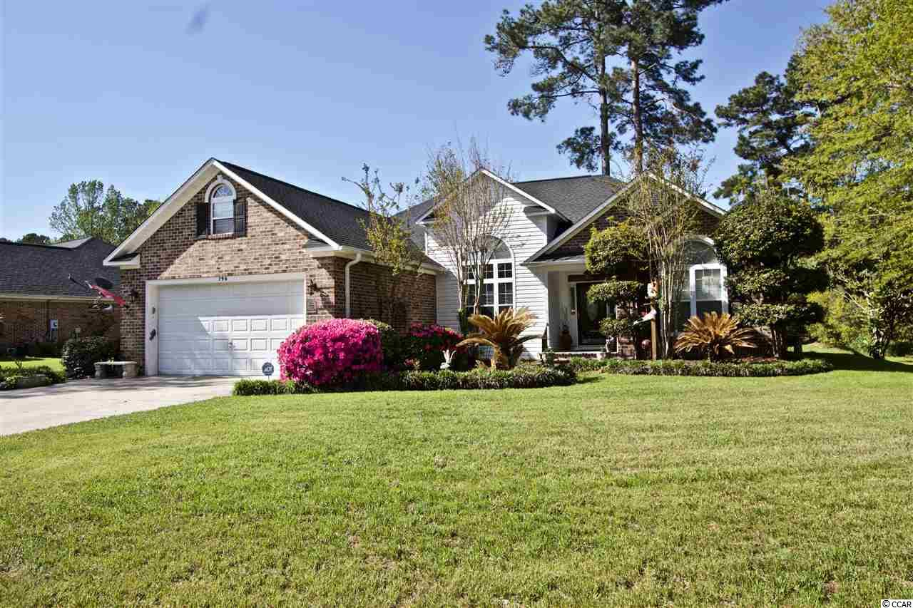 Single Family Home for Sale at 796 Fieldgate Circle 796 Fieldgate Circle Pawleys Island, South Carolina 29585 United States