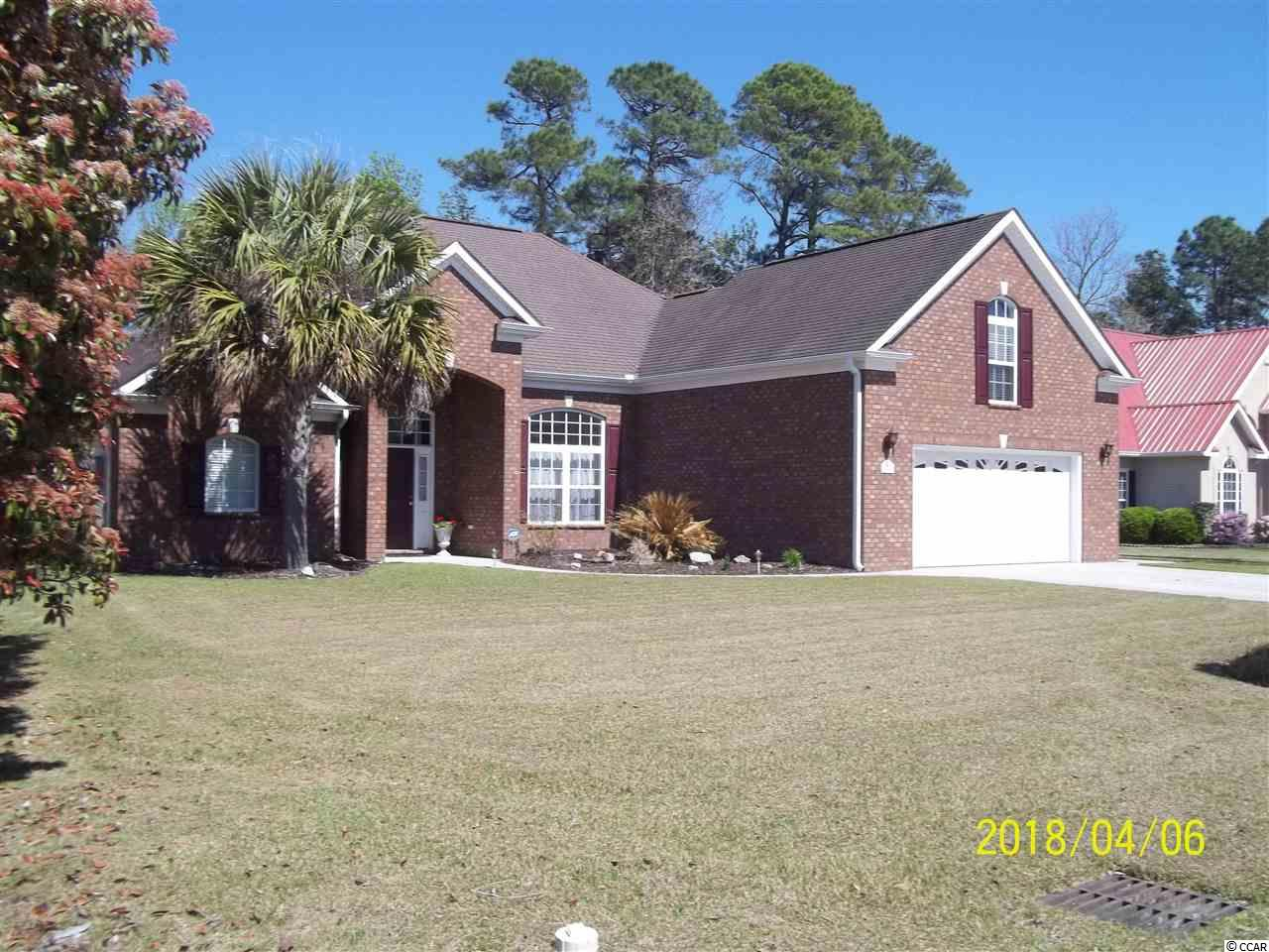 Detached MLS:1807444   2160 Deerfield Ave. Myrtle Beach SC