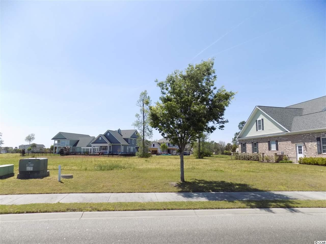 Land for Sale at 9042 Belvidere Drive 9042 Belvidere Drive Myrtle Beach, South Carolina 29579 United States