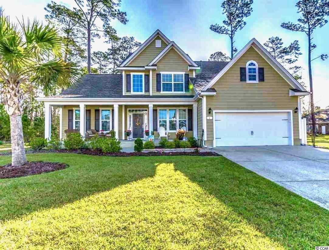 Detached MLS:1807462   6 Summerlight Drive Murrells Inlet SC