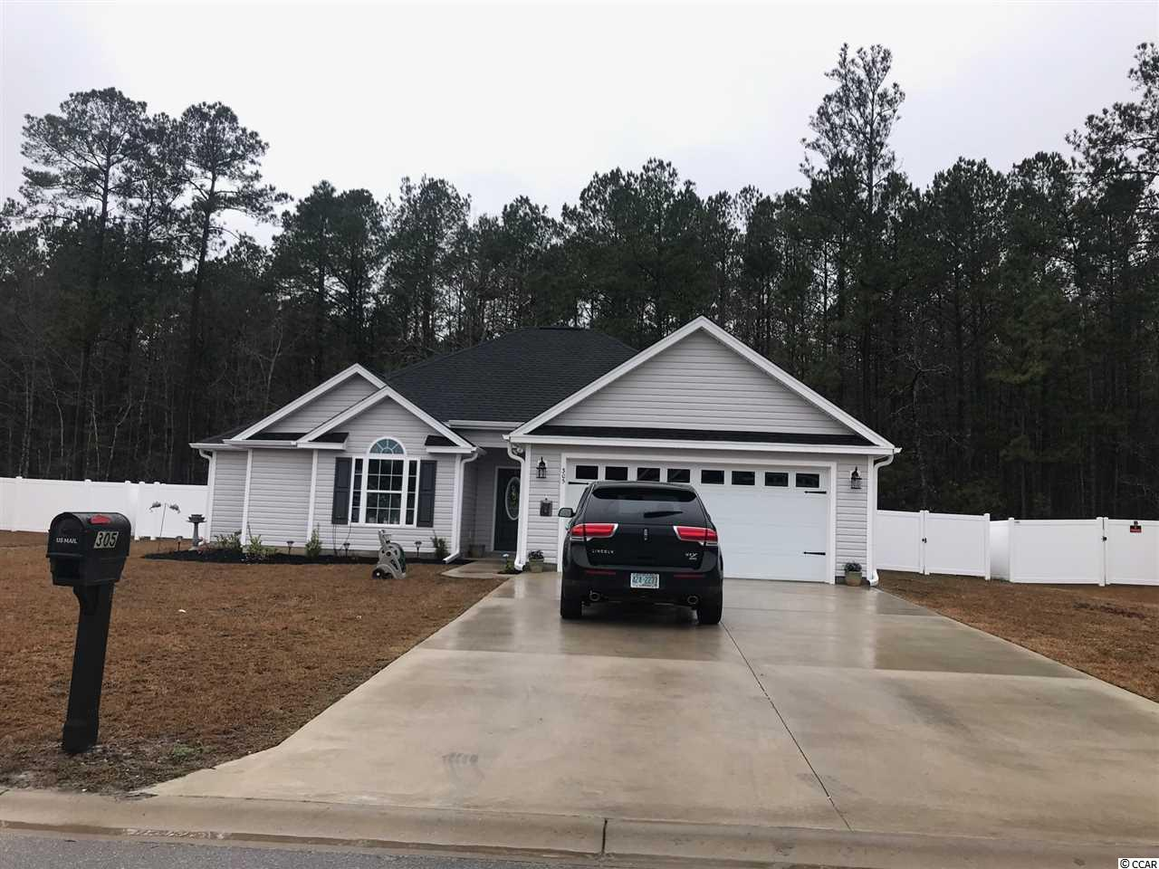 Detached MLS:1807498   305 MacArthur Dr. Conway SC