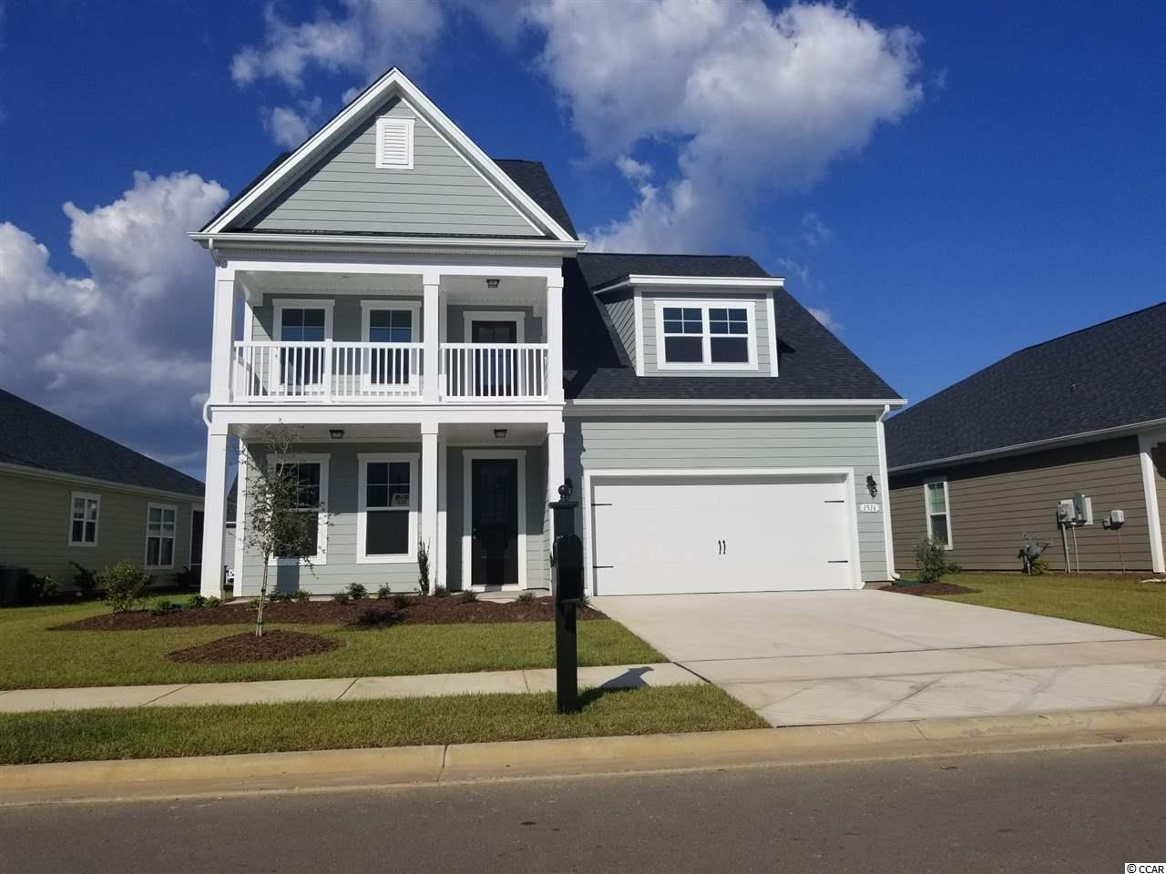 Detached MLS:1807522   1516 Parish Way Myrtle Beach SC