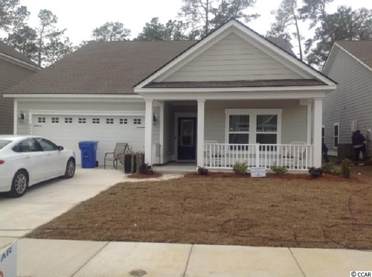 Detached MLS:1807528   2648 Goldfinch Dr. Myrtle Beach SC