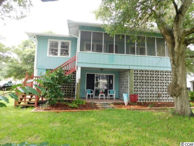 Detached MLS:1807540   4512 Surf Street North Myrtle Beach SC