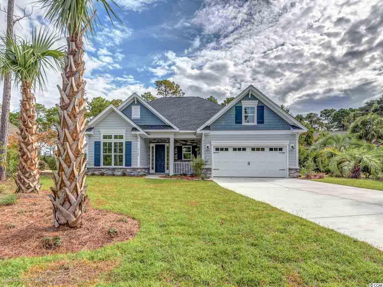 Detached MLS:1807545   4109 Westchester Ct. Myrtle Beach SC