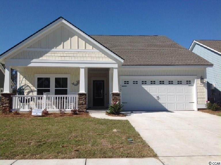 Detached MLS:1807563   2657 Goldfinch Dr Myrtle Beach SC