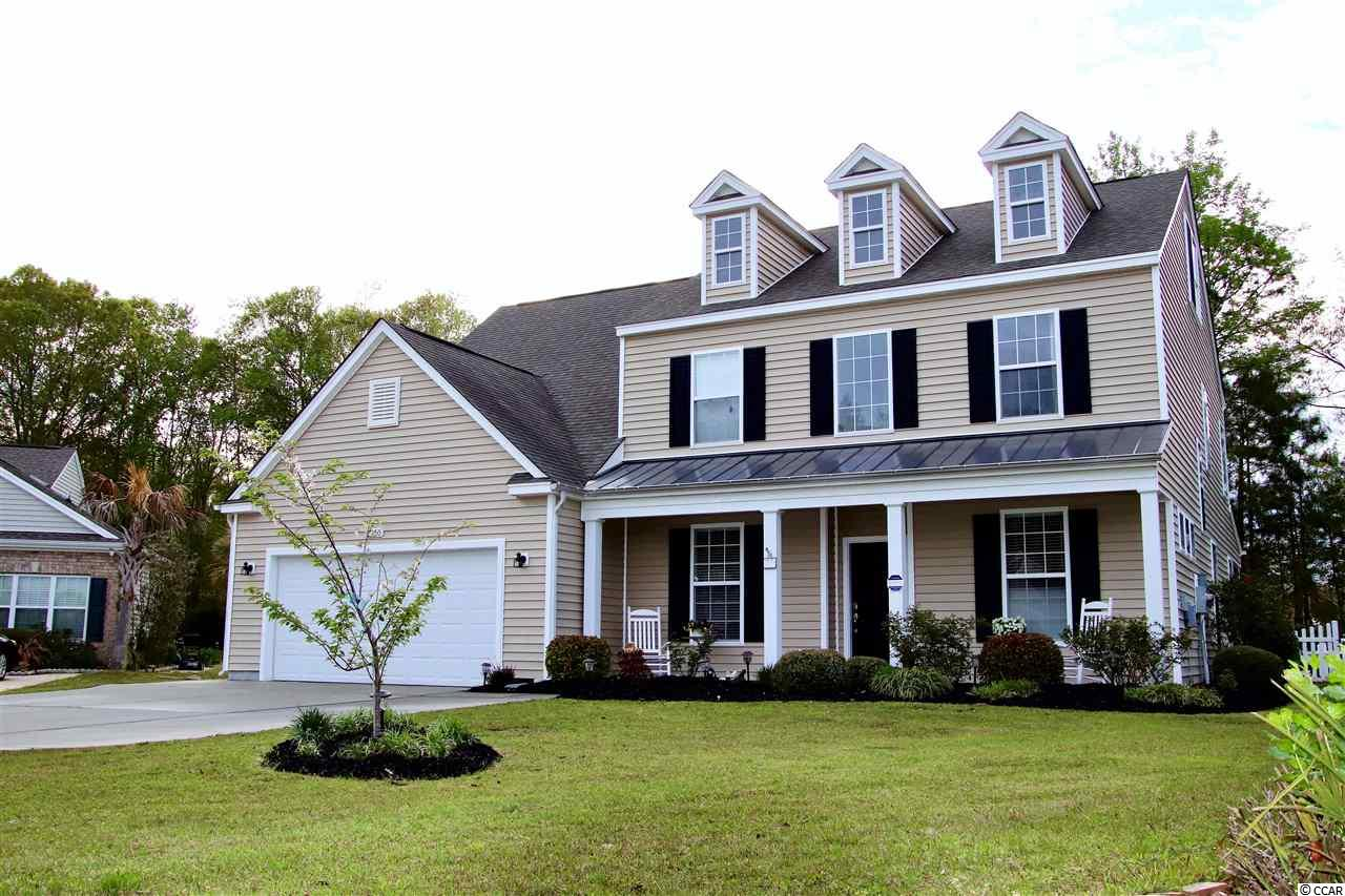 Detached MLS:1807684   2850 Farmer Brown Ct. Myrtle Beach SC