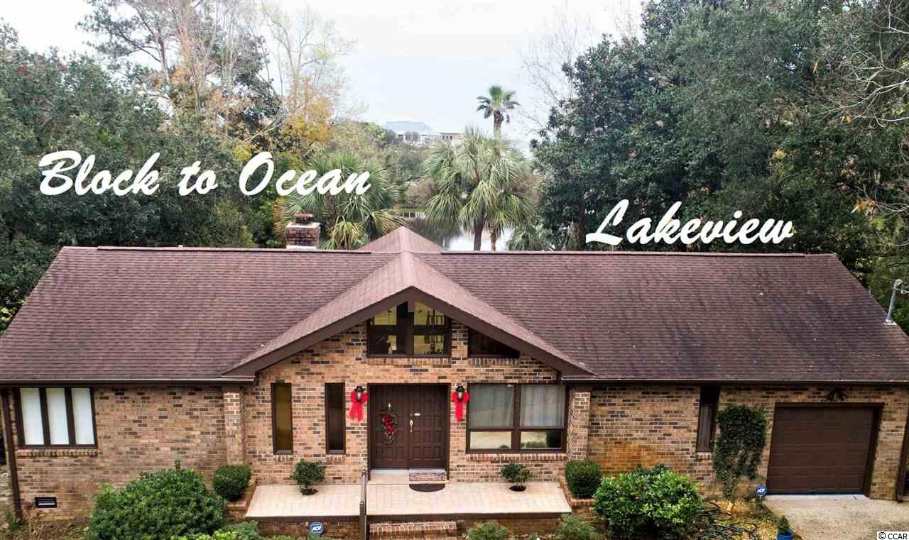 Detached MLS:1807724   4805 Yaupon Circle Myrtle Beach SC