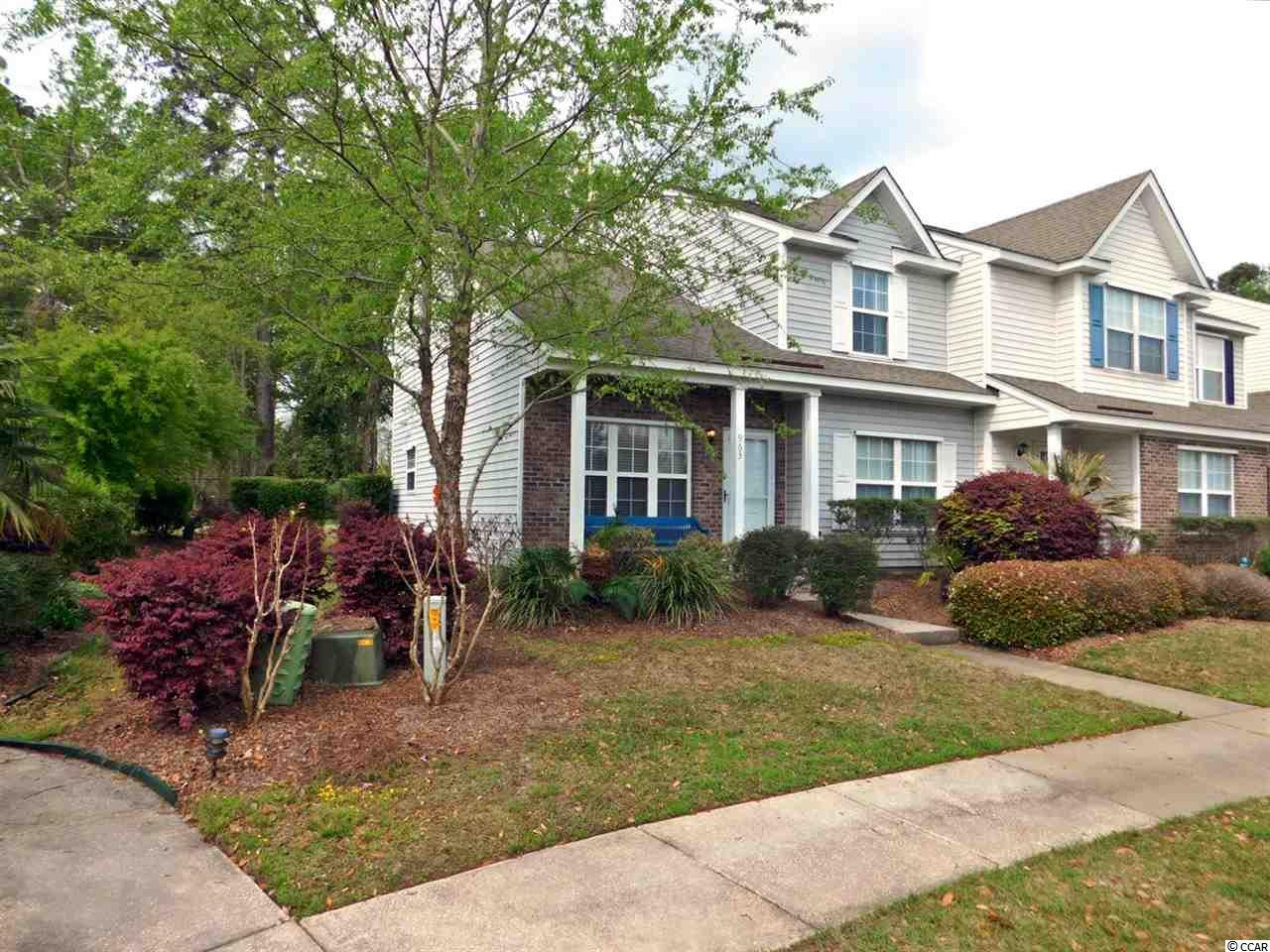Townhouse MLS:1807734 PARKVIEW SUBDIVISION - 17TH AVE.  963 Pendant Circle Myrtle Beach SC