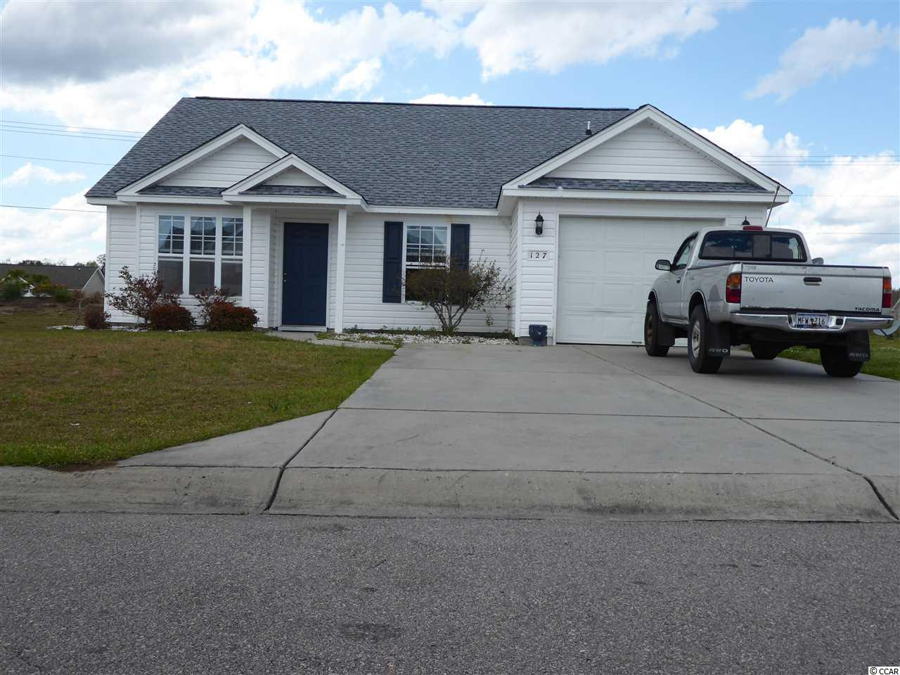 Detached MLS:1807749   127 Bonnie Bridge Circle Myrtle Beach SC