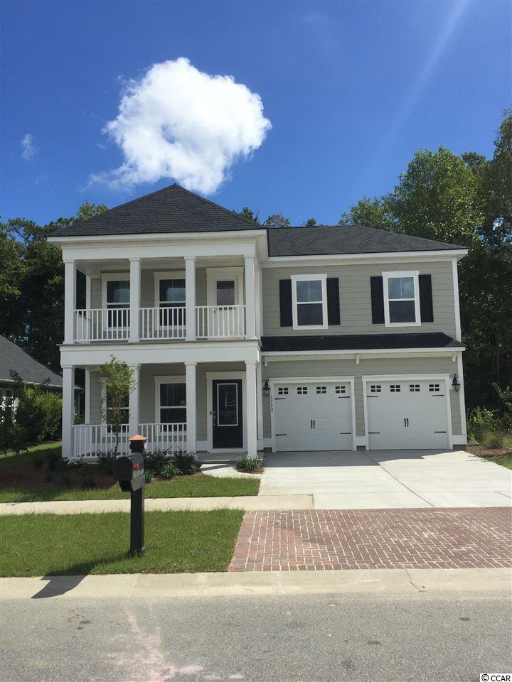 Detached MLS:1807784   1160 Yorkshire Parkway Myrtle Beach SC