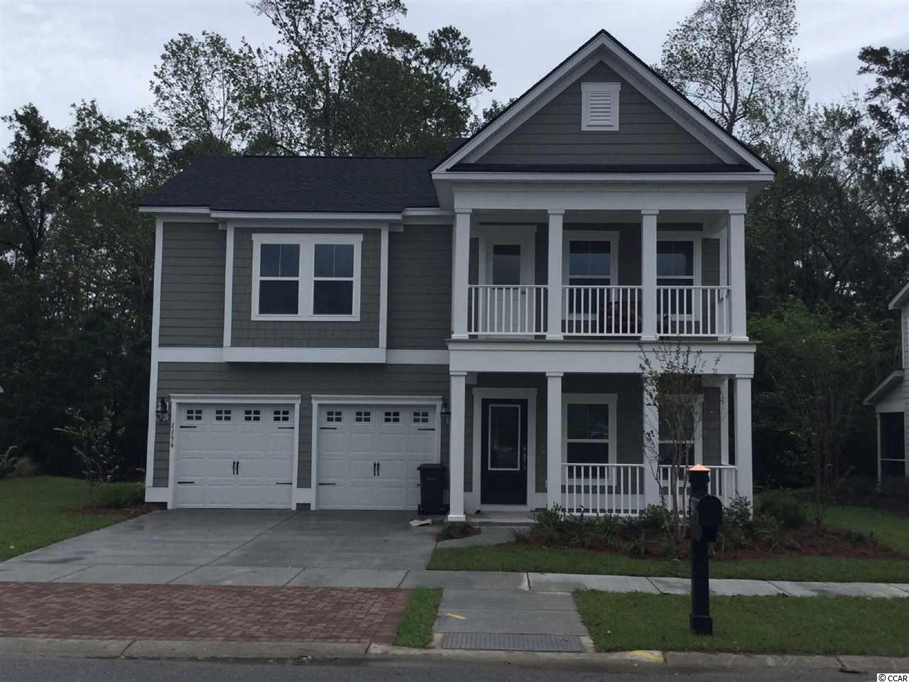 Detached MLS:1807789   1156 Yorkshire Parkway Myrtle Beach SC