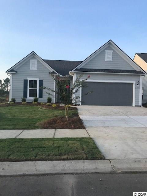 Detached MLS:1807836   6331 Cascata Drive Myrtle Beach SC