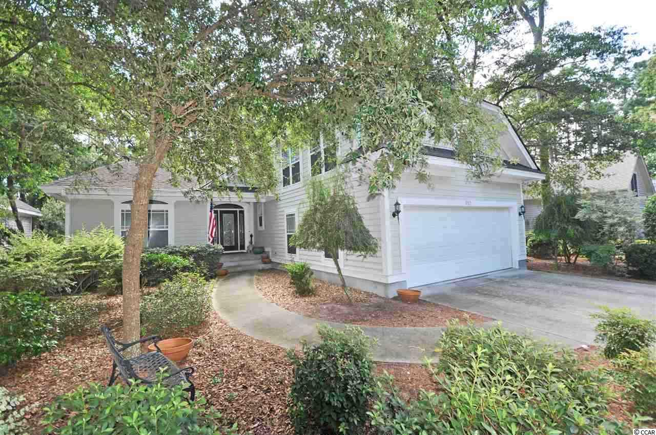 Detached MLS:1807840   810 Morrall Drive North Myrtle Beach SC