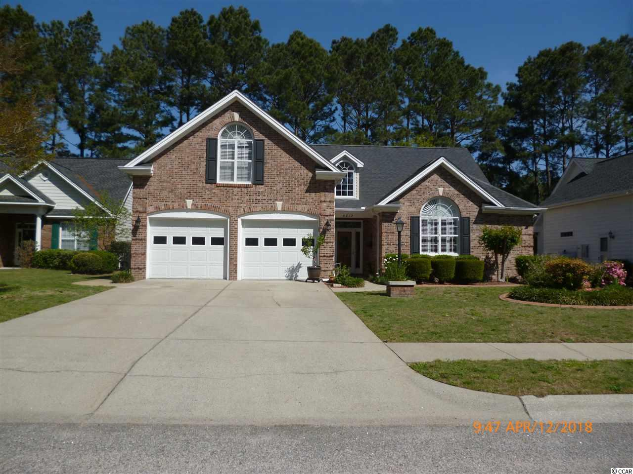 Detached MLS:1807849   4812 New Haven Ct Myrtle Beach SC