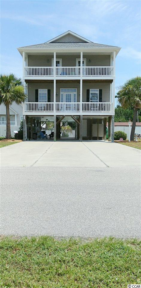 Detached MLS:1807886   500 Rainbow Dr. Garden City Beach SC