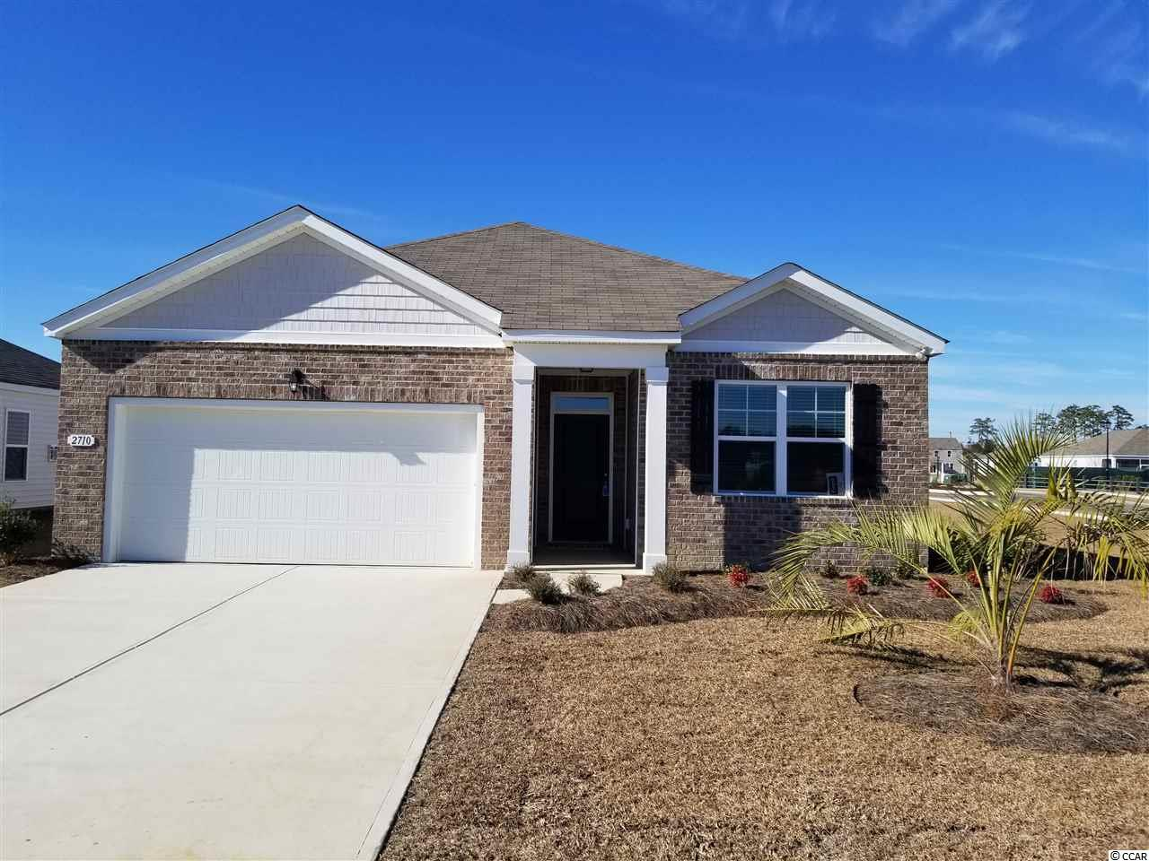 Detached MLS:1807923   2710 Eclipse Dr. Myrtle Beach SC