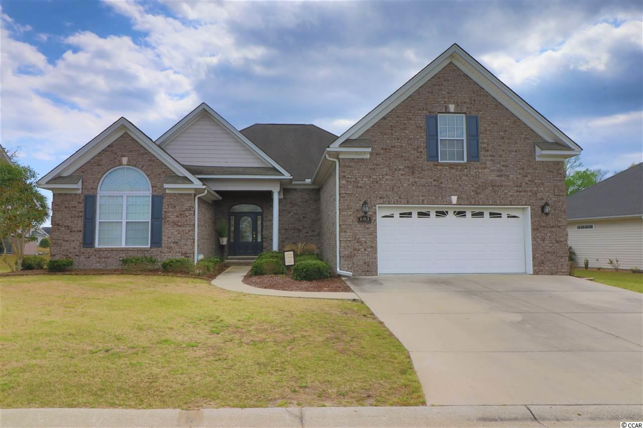 Detached MLS:1807928   683 Lalton Drive Conway SC