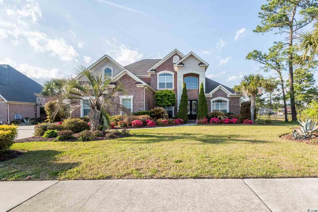 Detached MLS:1807959   8112 Wacobee Dr. Myrtle Beach SC