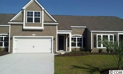 Townhouse MLS:1807987 Tuscany - Carolina Forest Area -  647 Pistoia Lane Myrtle Beach SC