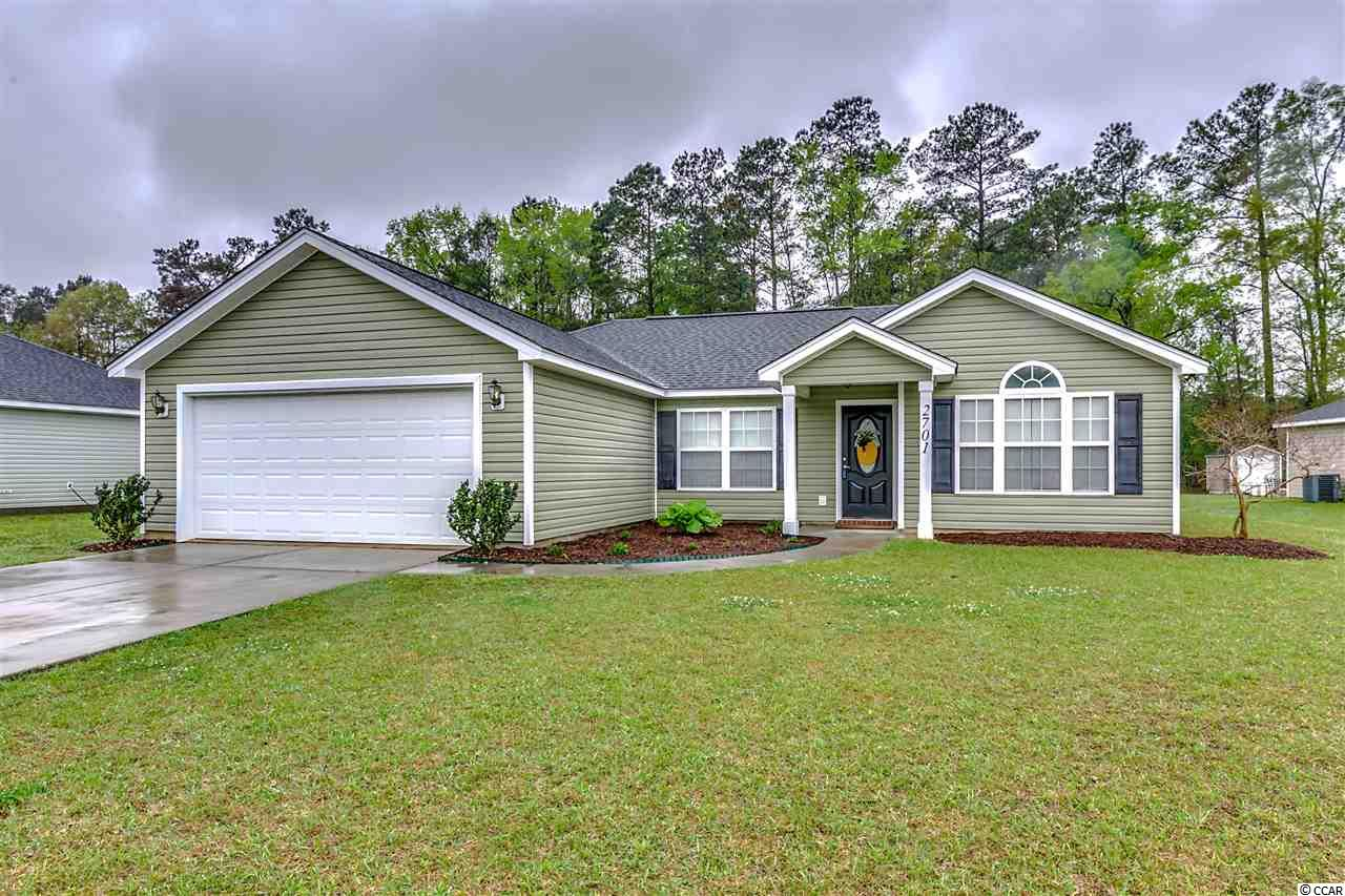 Detached MLS:1807992   2701 Green Pond Circle Conway SC